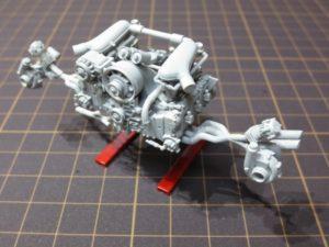 935/82型エンジン