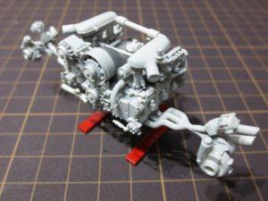 935/76型エンジン